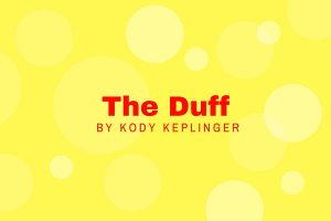 Review of The Duff by Kody Keplinger- michalah francis