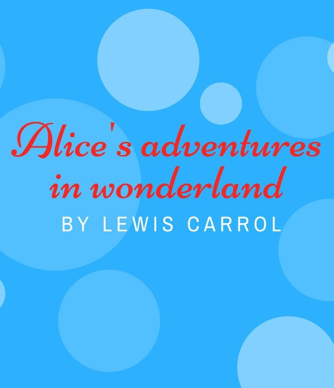Alice's Adventures in Wonderland by Lewis Carrol book review
