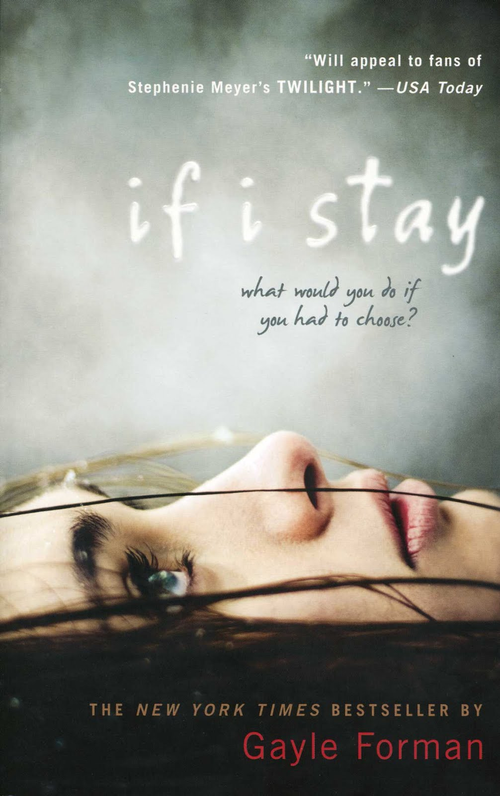Review of If I Stay By Gayle Forman - michalah Francis