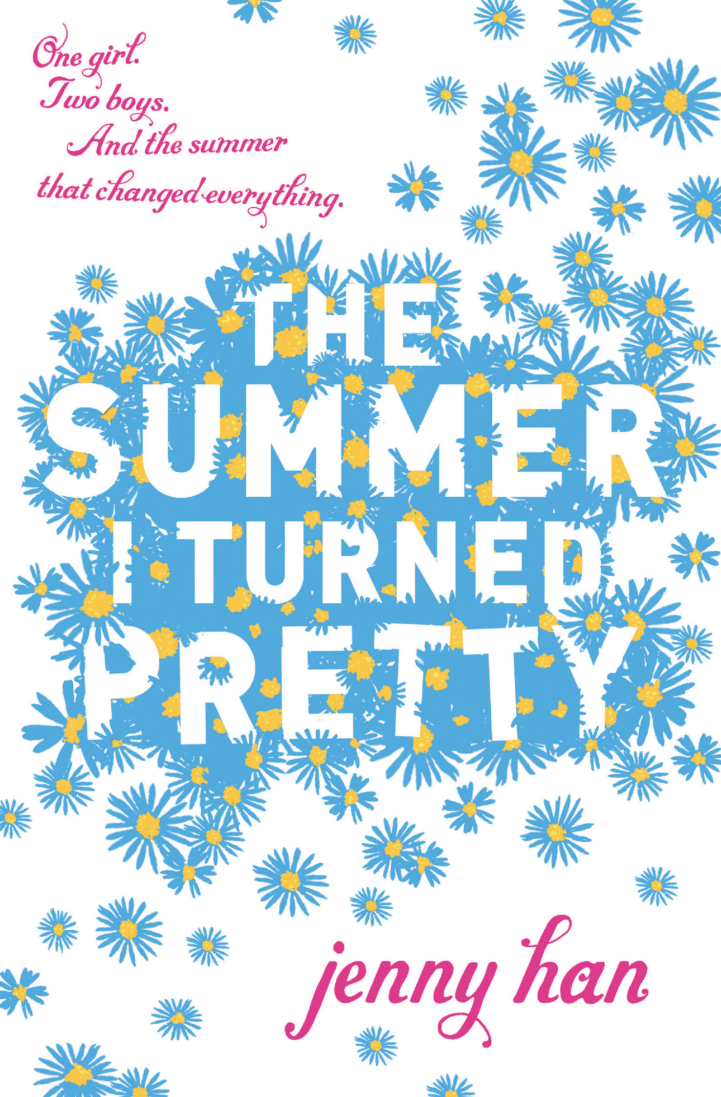 Review of The Summer I Turned Pretty by Jenny Han - michalah Francis