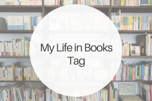 My Life in Books tags - michalah francis