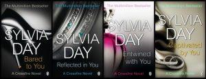 Crossfire Series by Sylvia Day - michalah francis