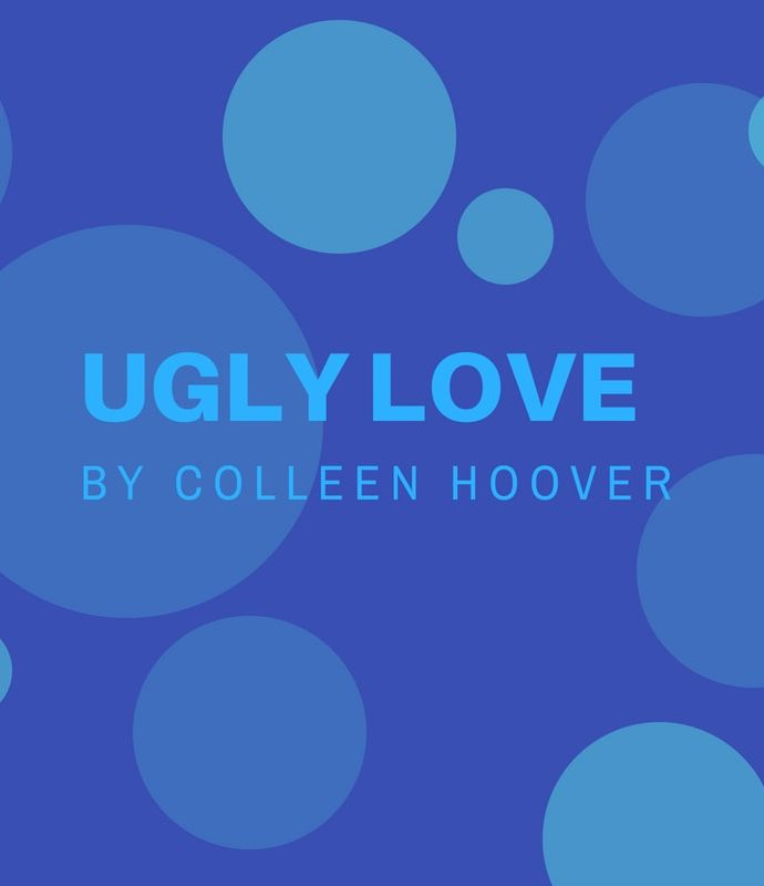 Ugly Love by Colleen Hoover book review