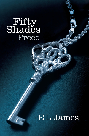 Review of Fifty Shades Freed by E.L James - michalah Francis