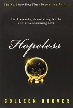 Book review Hopeless by Colleen Hoover - Michalah Francis