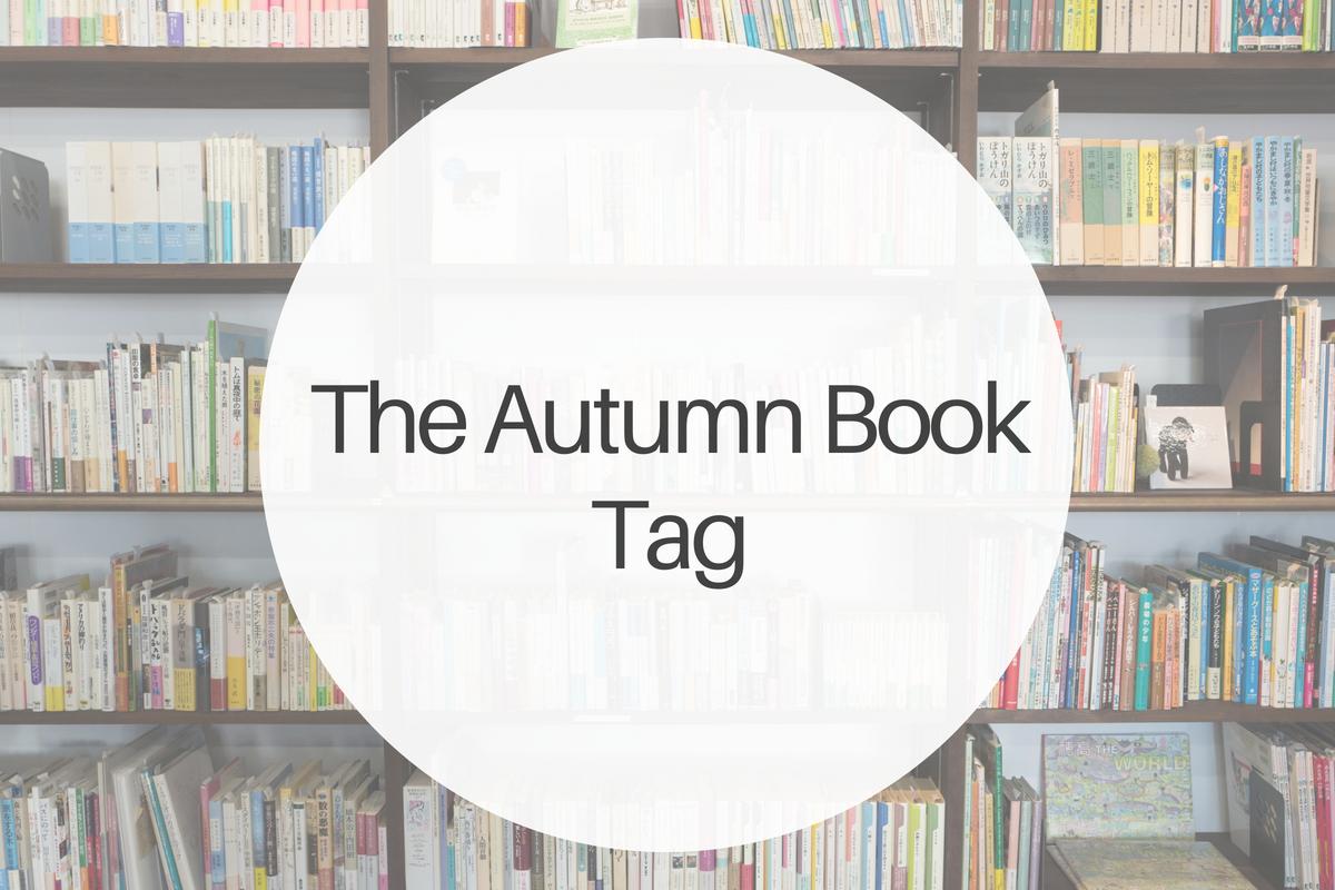The Autum book tag - michalah francis