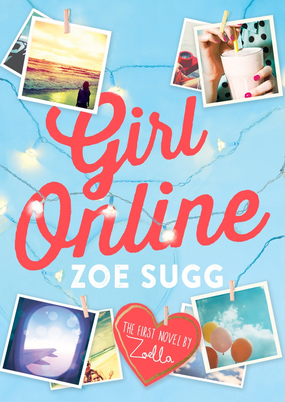 Book review Girl Online by Zoe Suggs - michalah Francis