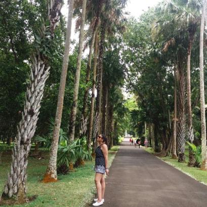 Explore The Sir Seewoosagur Ramgoolam Botanical Garden - michalah francis