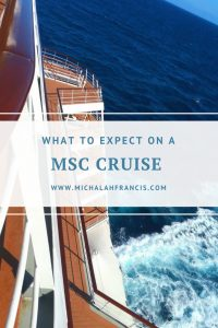 What to expect on a MSC cruise Durban to Mozambique