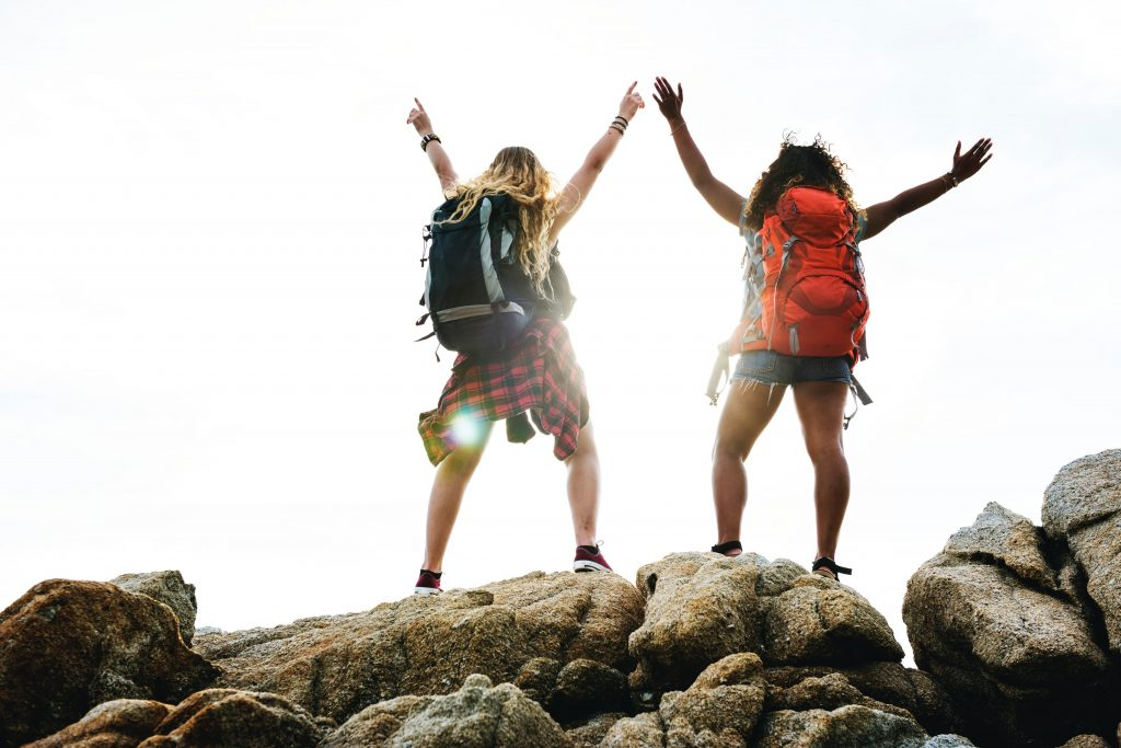 7 of the best reasons to travel while you're young - michalah francis