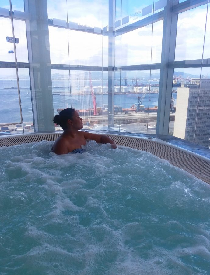 A day at the Heavenly Spa at the Westin Cape Town