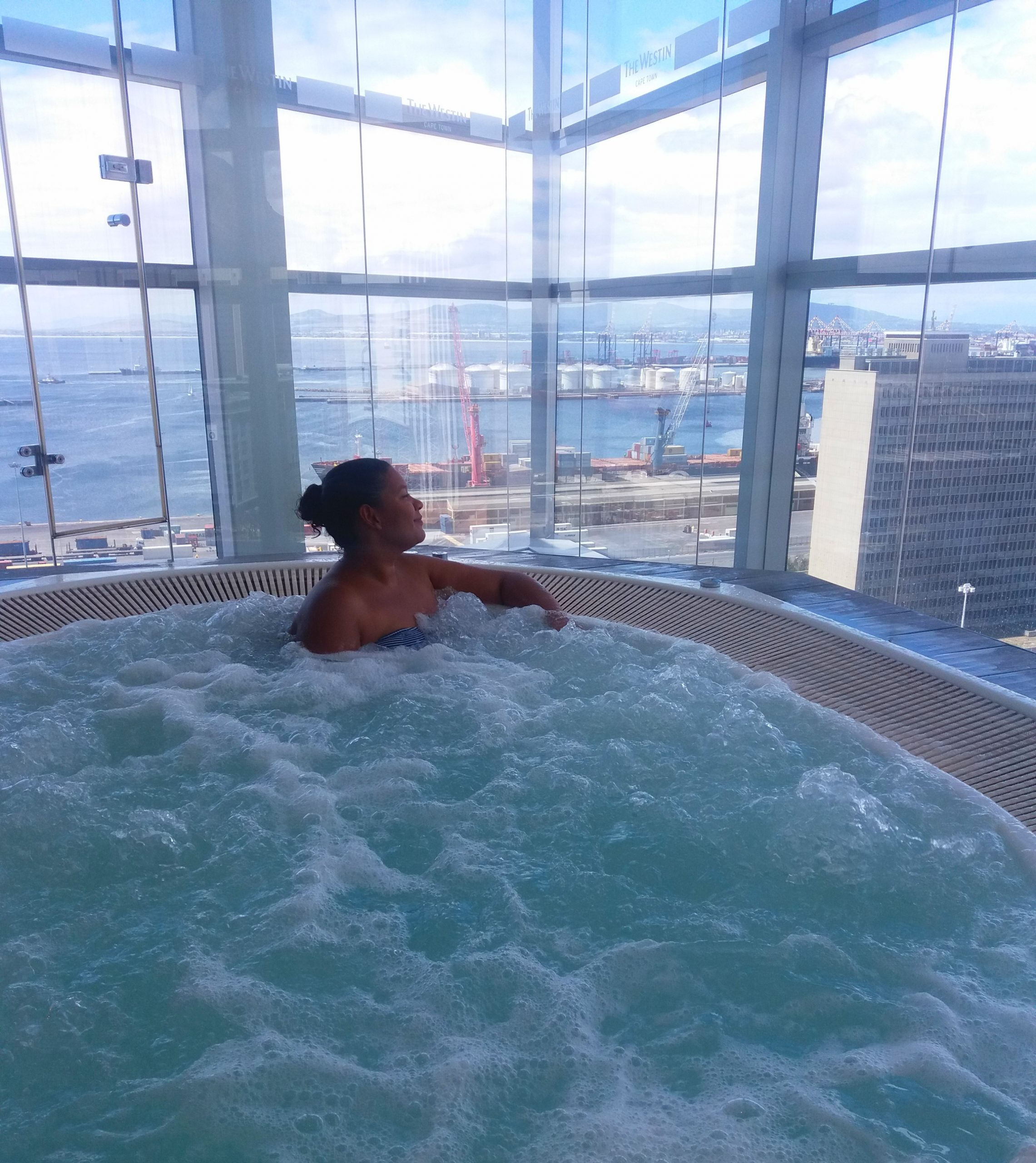 A day at the Heavenly Spa at Westin Cape Town review michalah francis travel blogger