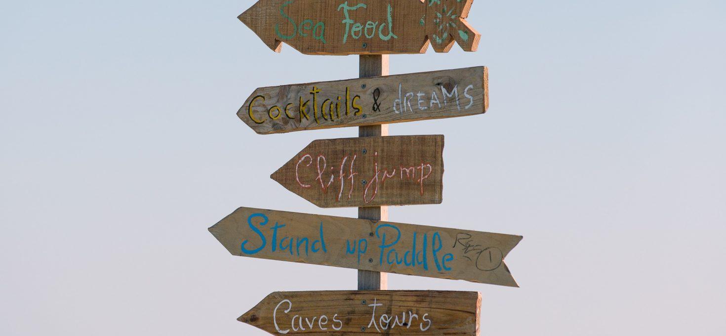 My dream travel bucket list