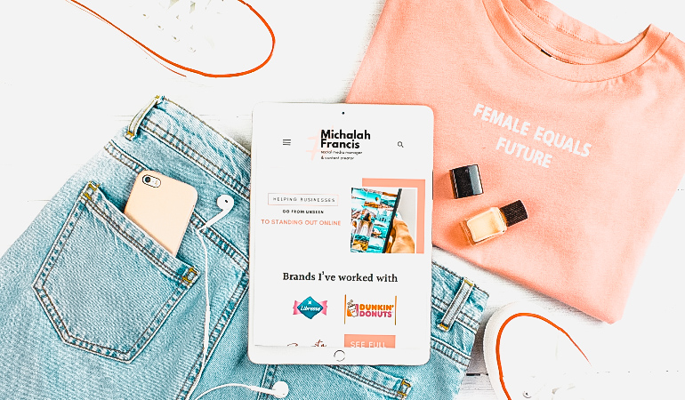 Michalah Francis Blog Images