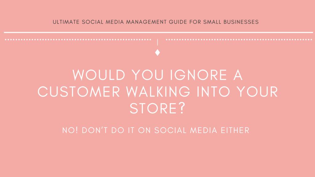 Michalah Francis Ultimate social media management guide for small businesses social media selling freelance